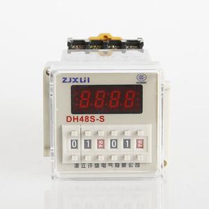 dh48s(jss48a)数显式时间继电器